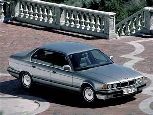Bmw E32 1986