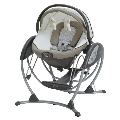 Graco Glider Swing Chair by Graco Soothing System Glider Abbington Baby