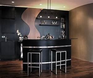 Black Home Bar Furniture - Decor IdeasDecor Ideas