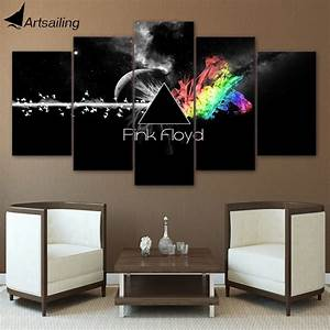 paintings in living rooms shining home design With kitchen colors with white cabinets with pink floyd the wall album art
