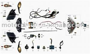 Panther 110cc Atv Wiring Diagram  125cc Chinese Atv Wiring