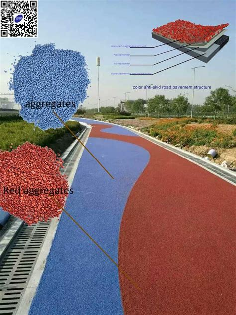 colored asphalt road pavement materials colored cold mix asphalt buy