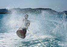 Kneeboarding (towsport) - Wikipedia