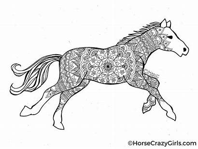 Horse Coloring Pages Printables Gorgeous