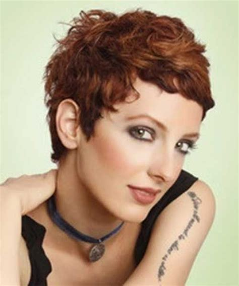 Pixie Hairstyles For Thick Curly Hair by 10 Pixie Haircuts For Thick Hair Pixie Cut 2015