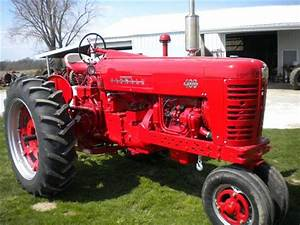 1956 Farmall Model 400 Tractor For Sale