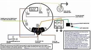 63 Vw Beetle Fuel Gauge Wiring Diagram