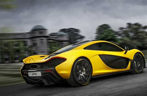 Mclaren P1 4k Ultra Hd Wallpaper