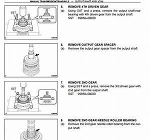 Toyota Corolla Service Repair Manual - Zofti