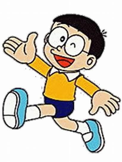 Nobita Nobi Shizuka Doraemon Character Clipart Anime