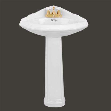 18 inch pedestal sink 18 inch pedestal sink home design canlitvone 18 inch