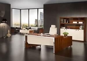 L-shape Executive Ceo Office Desk 0955