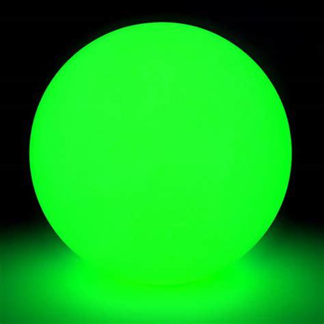 sphere lumineuse led patio 216 40 cm boules lumineuses sans fil boules lumineuses
