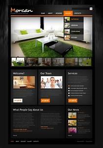 Interior Design Psd Template  42775