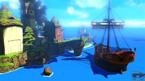 The Legend Of Zelda The Wind Waker Remake For Wii U