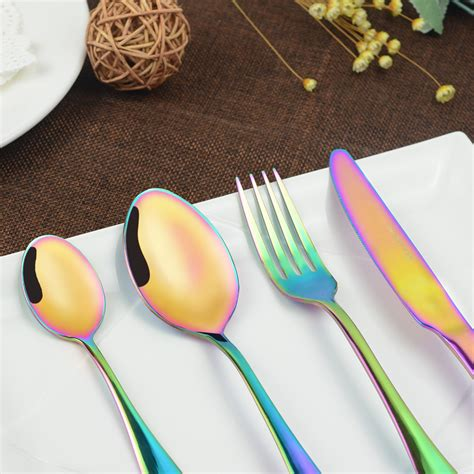 durable stylish flatware polished friendly eco stainless steel
