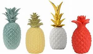 Ananas Maison Du Monde : d co ananas plus de 20 id es de d coration partir de 3 les bons plans de naima ~ Teatrodelosmanantiales.com Idées de Décoration