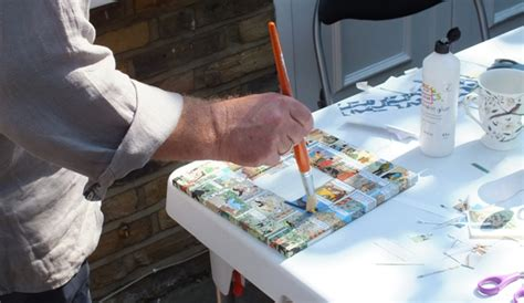 how to decoupage how to decoupage thedecorcafe com