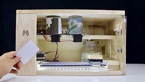 How To Make Coffee Machine - Diy