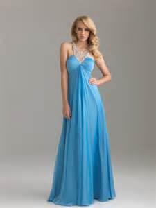 outlet designer dresses beaded chiffon designer blue prom dress new york on sale beaded chiffon designer blue