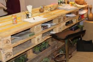 Comment Faire Un Bureau En Palette De Bois by Un Bureau En Palette Des Plus Simples Passeur De Plantes