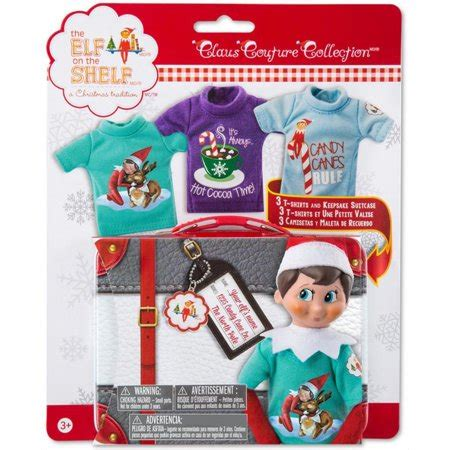 on the shelf walmart the on the shelf claus couture collection sweet tees