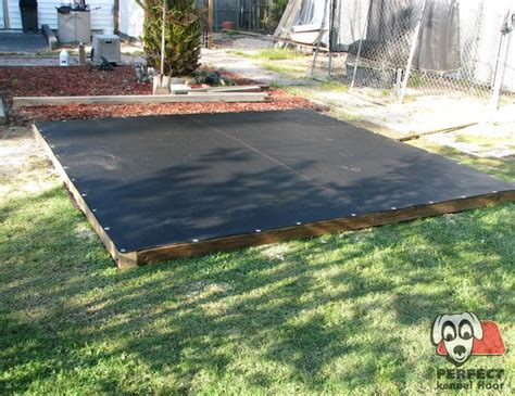 outdoor kennel flooring ideas best outdoor kennel flooring gurus floor