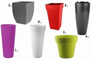 Pot De Fleur Carré : pots xxl et colonnes pour le jardin ~ Dailycaller-alerts.com Idées de Décoration
