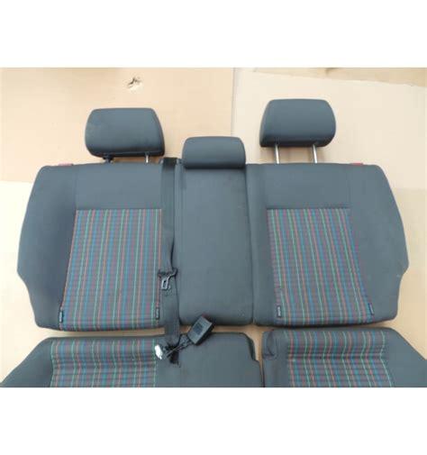 tissus pour siege intérieur tissu sièges et banquette pour vw polo 9n 5 portes