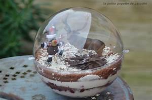 Decoration Buche De Noel Comestible : sph re foret noire de no l la petite popotte de patoche ~ Melissatoandfro.com Idées de Décoration