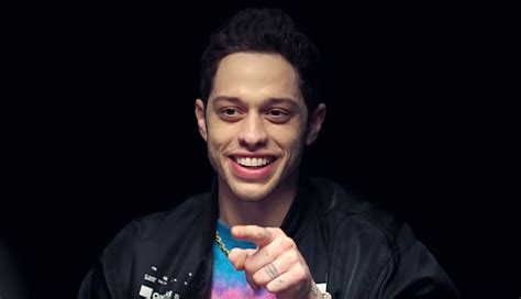 Snl star pete davidson helped break the stigma surrounding borderline personality disorder. Pete Davidson Says He Is 'Smooth When It Comes to Flirting'