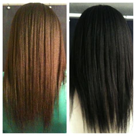 Dye Hair Black Naturally With Henna And Indigo Powder Youtube