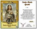 Rincón de la Oración: Estampas Oraciones de Santa María ...