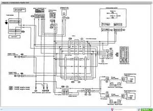 Nissan Wiring Diagram For Taillight Assembly