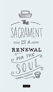 18 best images ... Sacrament Quotes