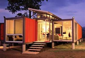 Build this beautiful shipping container house for only ...