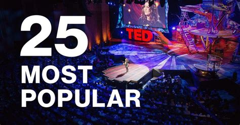 The most popular talks of all time | TED Talks