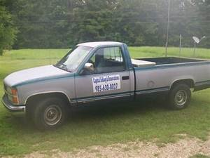 Purchase Used 1990 Chevy Silverado 1500  5 7 Liter  Dual Exhaust  Fully Loaded  In Franklinton