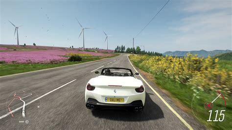 Forza horizon 4 featured an impressive 460 cars at launch, and today that insane selection spans beyond 720 vehicles. Forza Horizon 4 - 2018 Ferrari Portofino Gameplay - YouTube