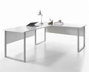 Moebel Guenstig24 : eckschreibtisch office line lux winkelschreibtisch schreibtisch b ro lichtgrau ebay ~ Eleganceandgraceweddings.com Haus und Dekorationen