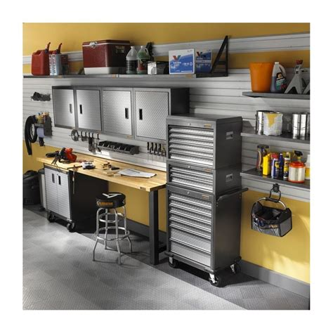 lowes canada gladiator cabinets 1000 ideas about gladiator storage on