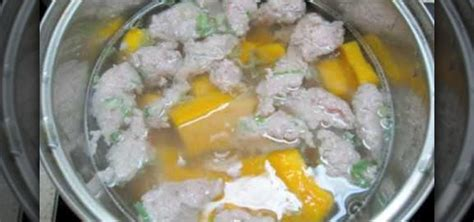 vietnamese pumpkin soup soups wonderhowto