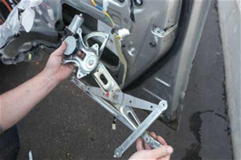 window regulator window motor   works problems symptoms testing