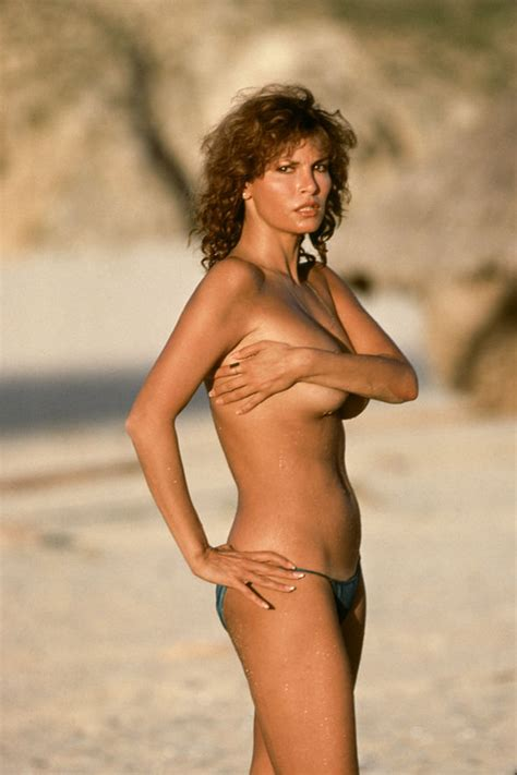 Raquel Welch Looks Sexier Than Ever As She Poses For Topless Shoot Celebrity News Showbiz