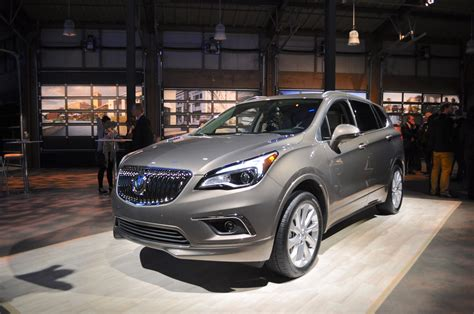 2018 Buick Envision Review Ratings Specs Prices And