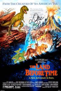 Land Before Time an American Tail