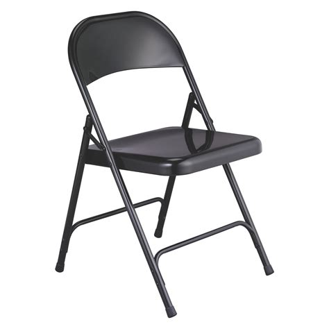 chaise cing pliante macadam black metal folding chair buy now at habitat uk