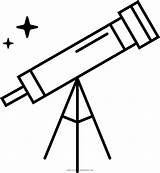 Telescope Coloring Pages sketch template