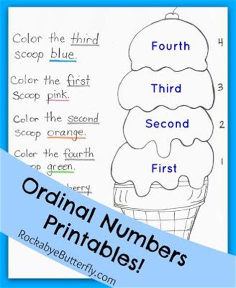 best 25 ordinal numbers ideas on pinterest cool math