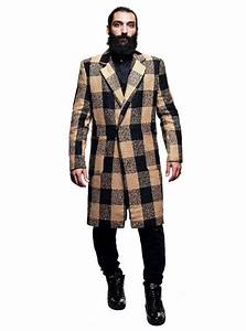 trench men39s trench coat black beige damier chic stratom With veste carreaux homme